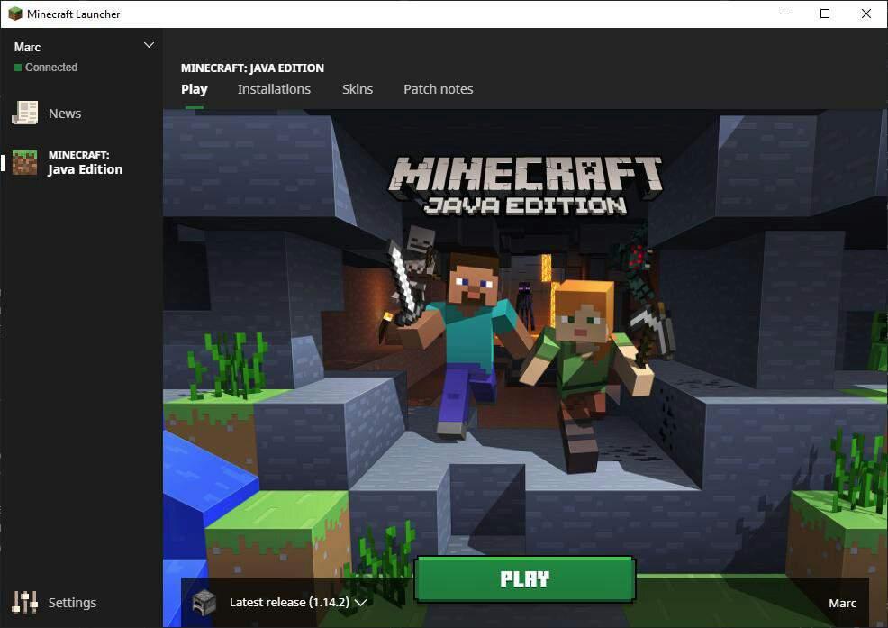 Magnet: New Beta Version For Minecraft Launcher, Minecraft Dungeons