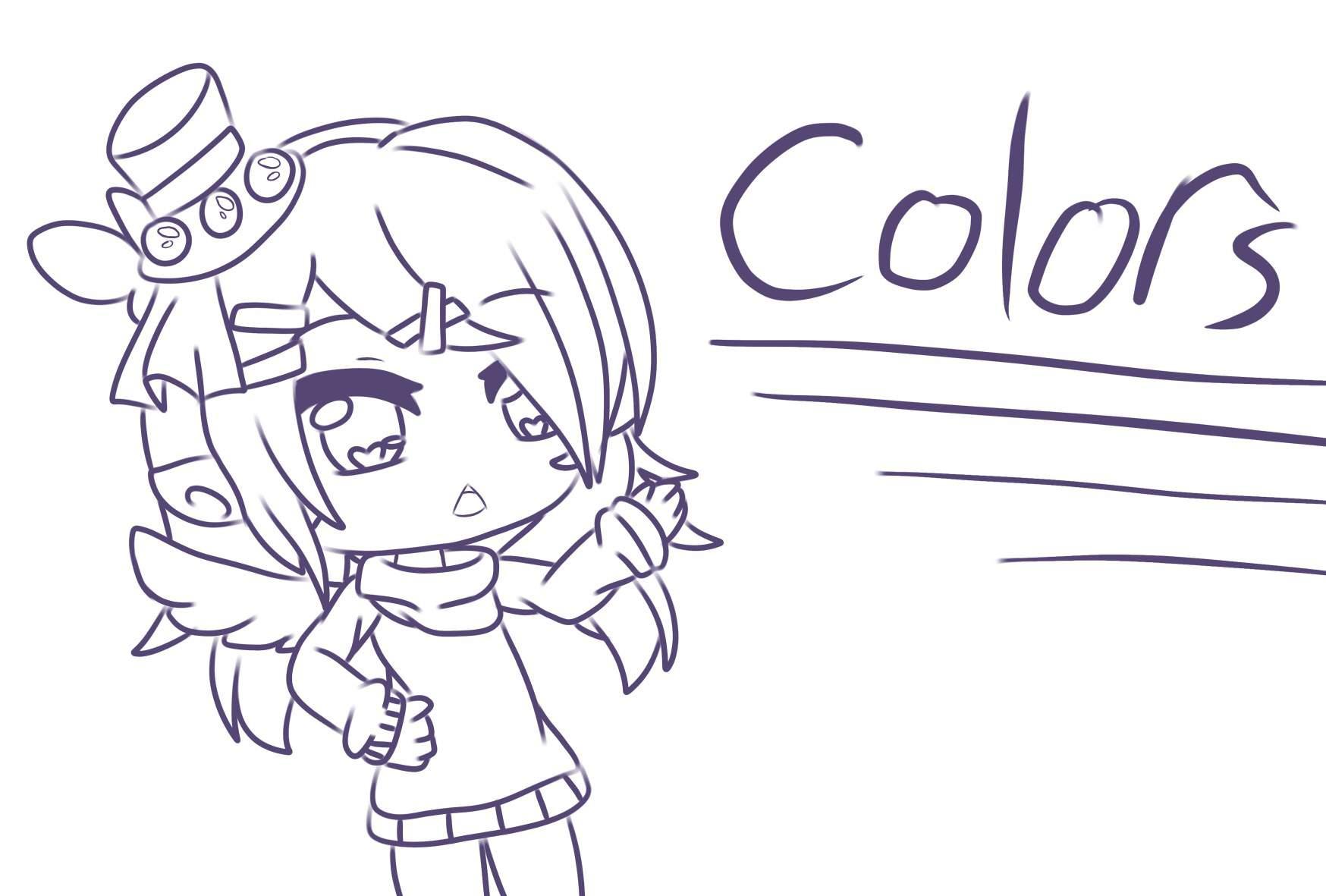 Designs And Colors Rant A Bonus Rant Gacha Life Amino