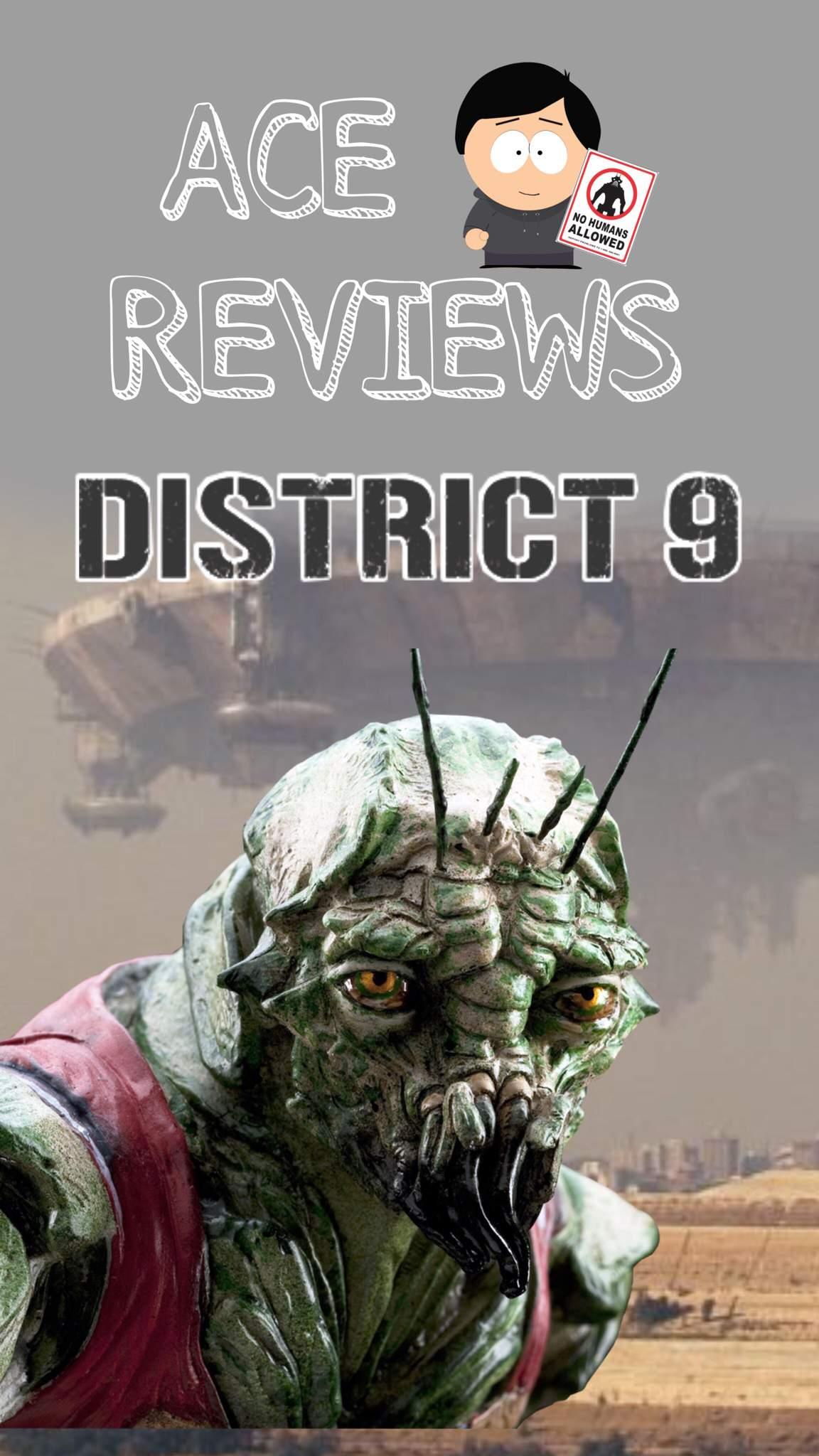 Ace Reviews District 9 2009 Movies Tv Amino