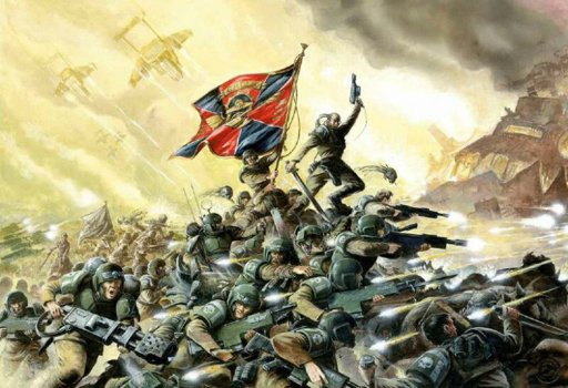 Imperial Guard Regiment Creation Tables | Wiki | Warhammer