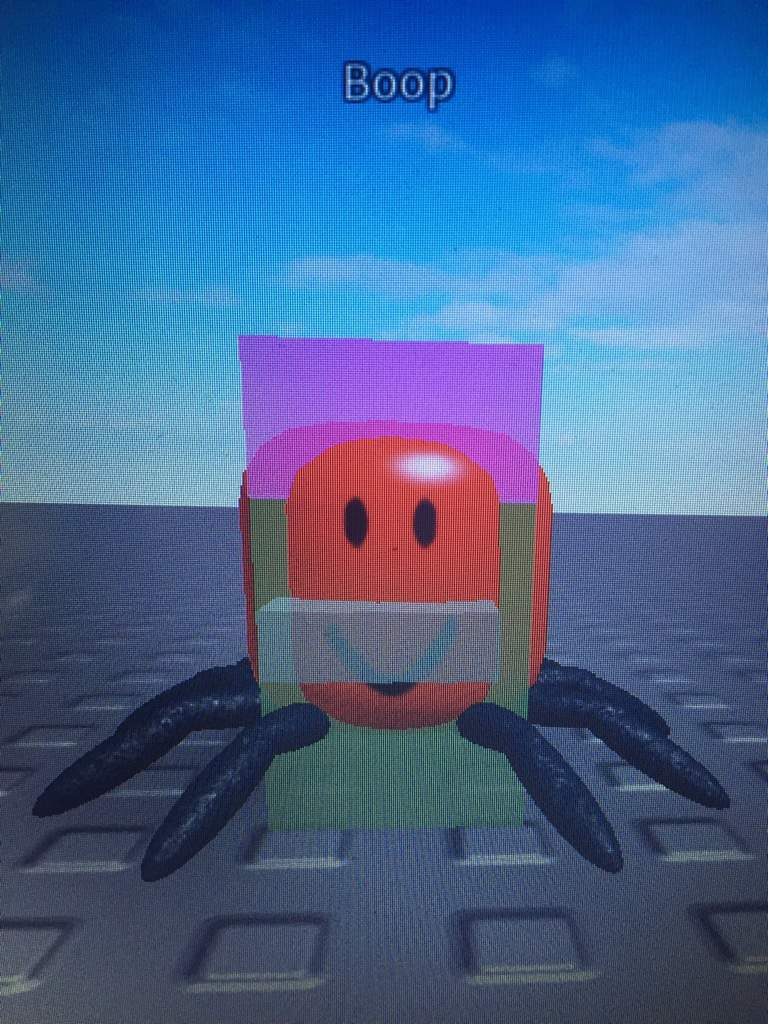 Roblox How To Animate A Part Help Me Rig This Lad All Parts Are Together Has Humanoidrootpart Fakehead And Head But Won T Animate Roblox Development Amino