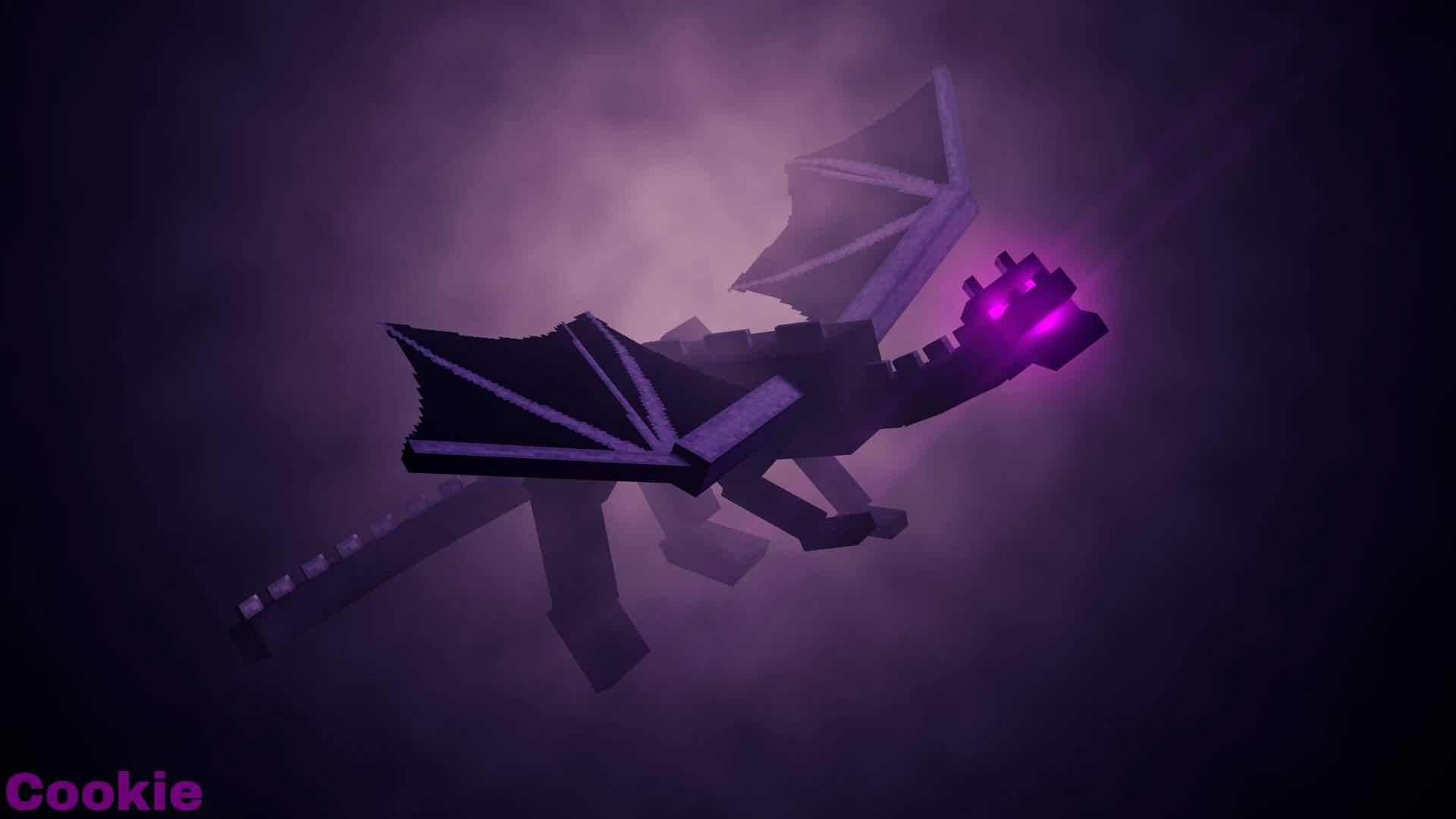 Ender dragon    Poster   Minecraft Amino