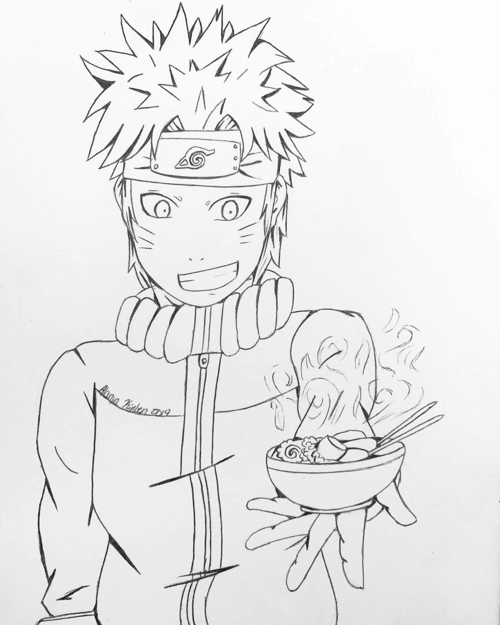 How to draw naruto uzumaki naruto amino