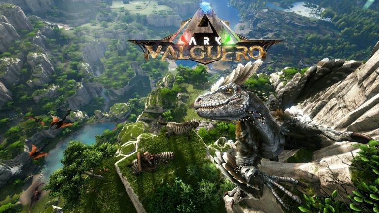 Ark Valguero Confusion | Ark Survival Evolved Amino