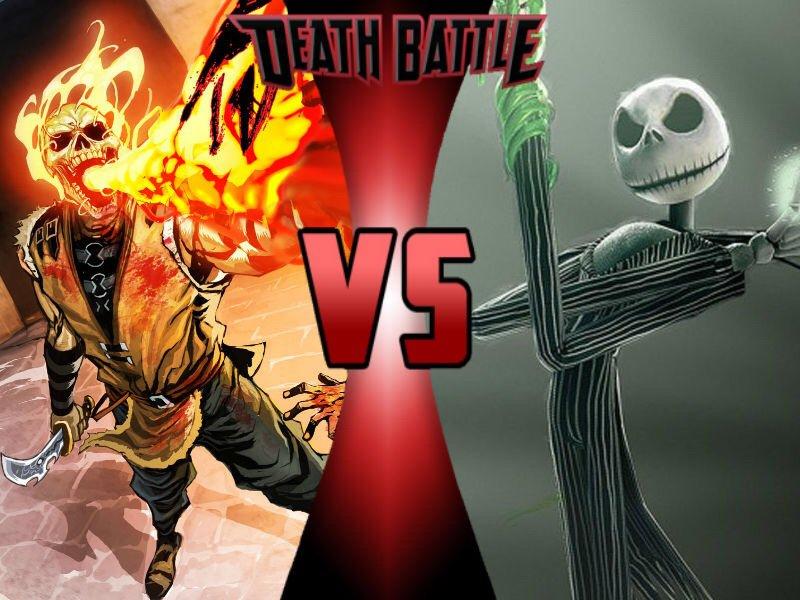 Scorpion Vs Jack Skellinton | Battle Arena Amino Amino