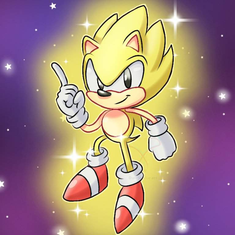Super Classic Sonic! - Redraw Sonic The Hedgehog! Amino