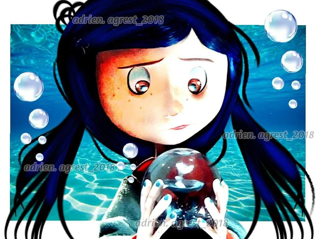 Future Coraline Coraline Amino