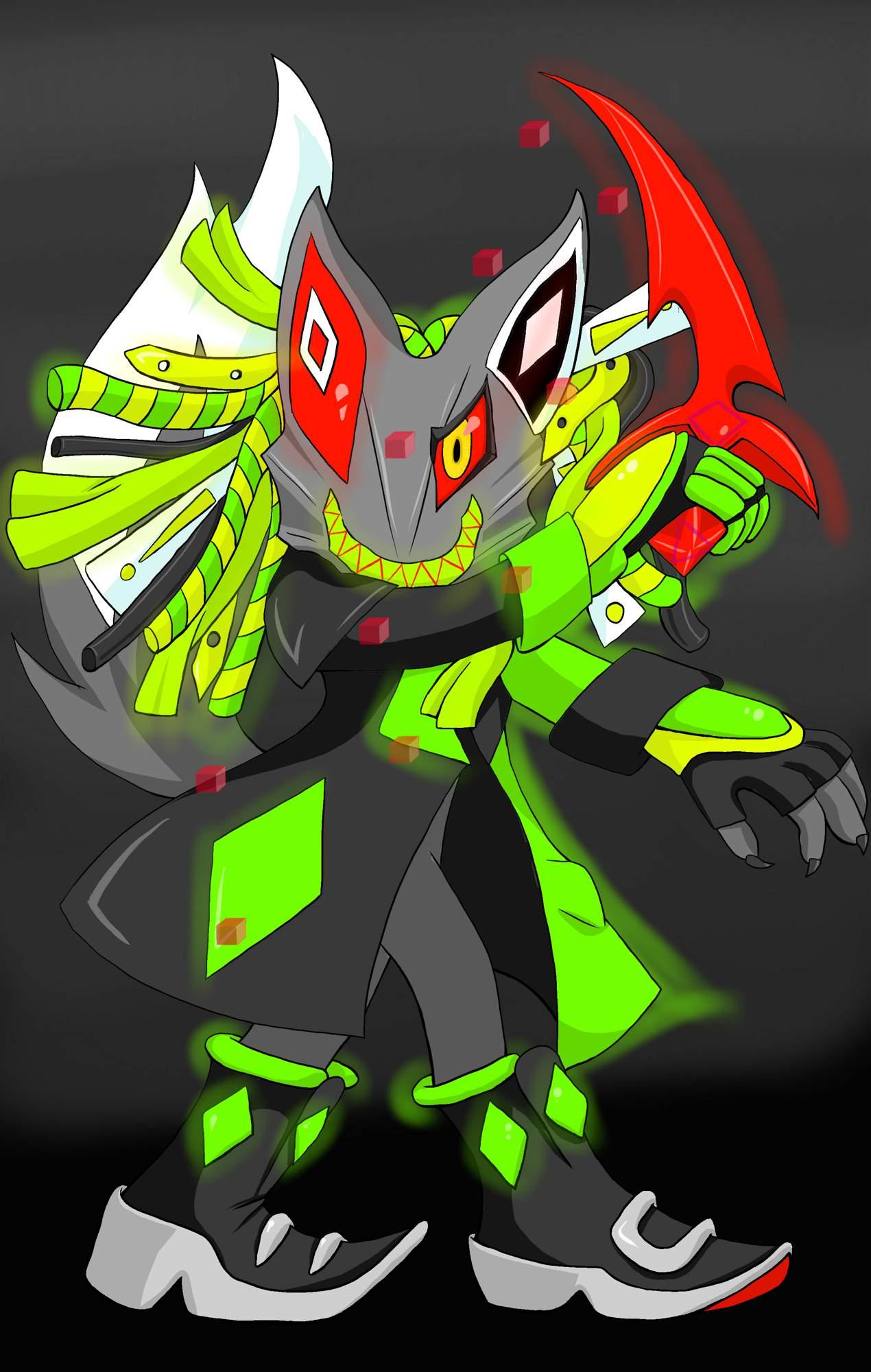 Neon Mobius Au Infinite Redesign Picture Heavy Sonic The Hedgehog Amino
