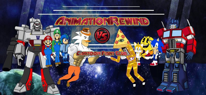 AnimationRewind QNA | Cartoon Fight Club Amino