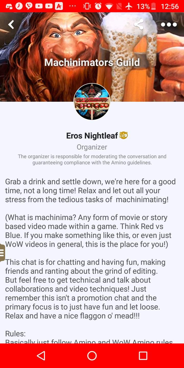 Room wow chat WowChat