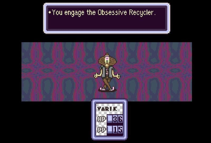 My Kinda thoughts and story on Earthbound Halloween Hack