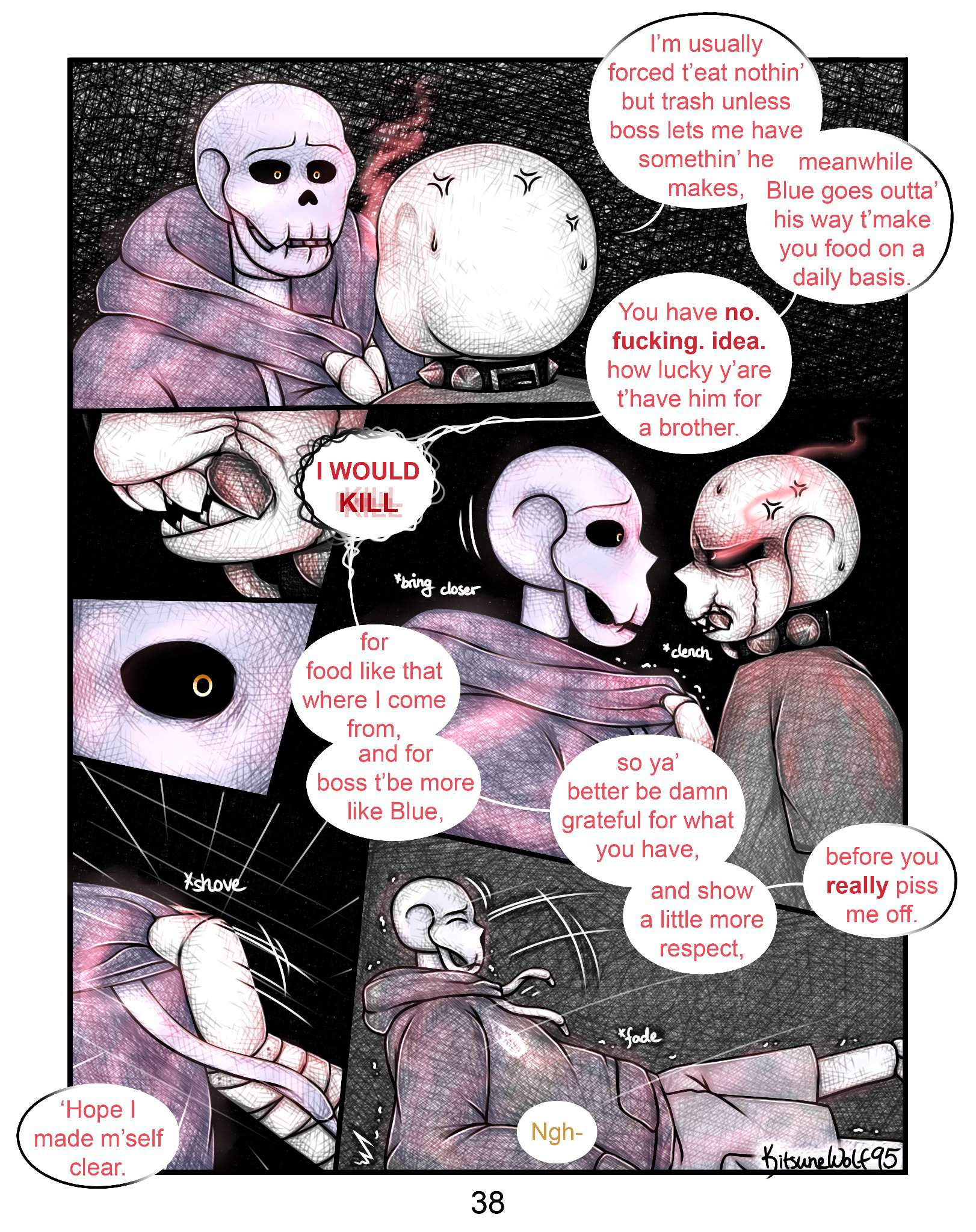 Pages Of Me (chapter 2)