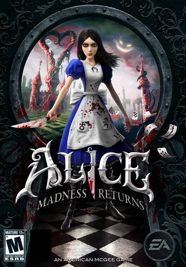 Hidden Gems for The PS3/Xbox 360 - Alice: Madness Returns
