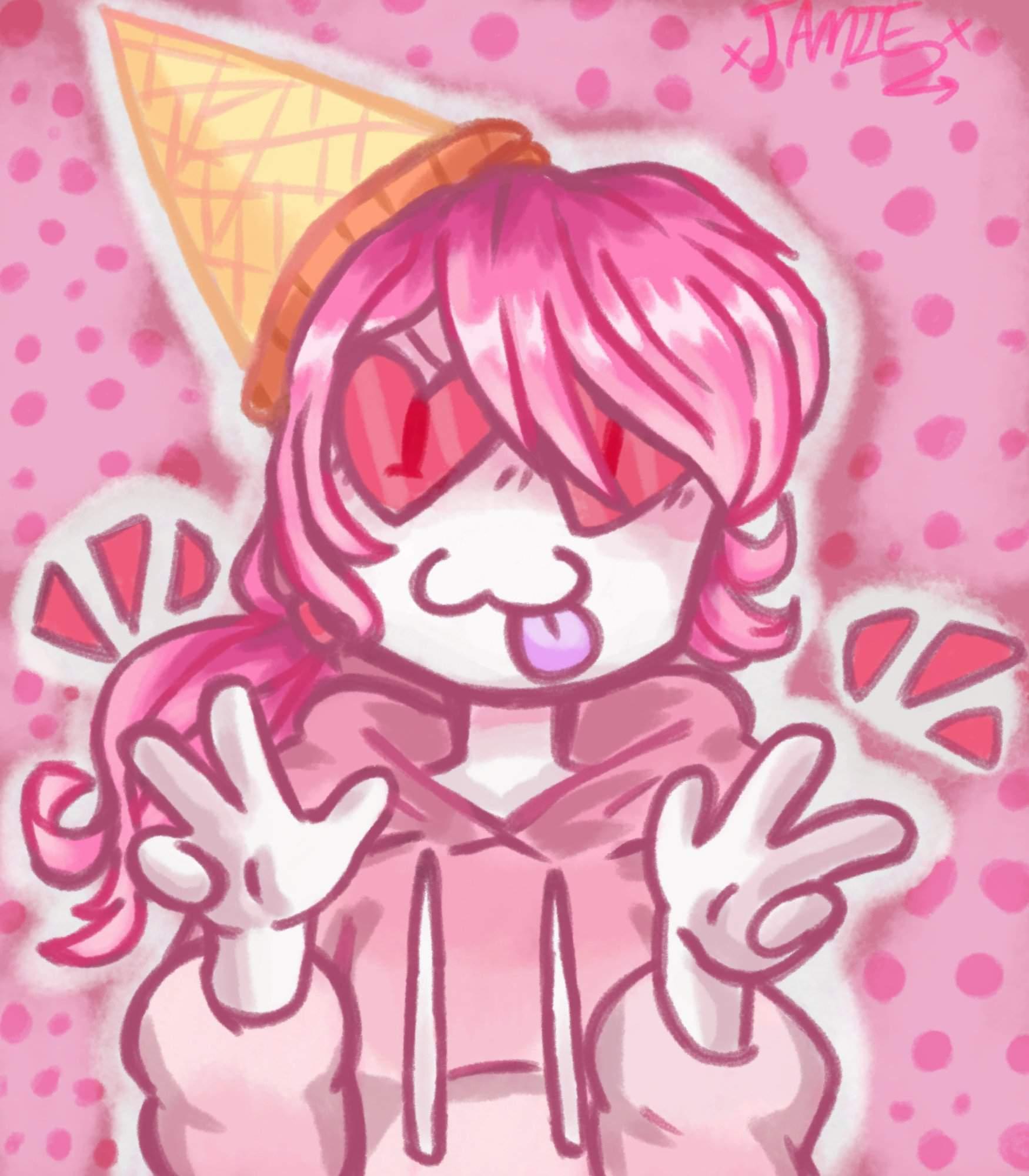 Ice Cream Girl Roblox Amino