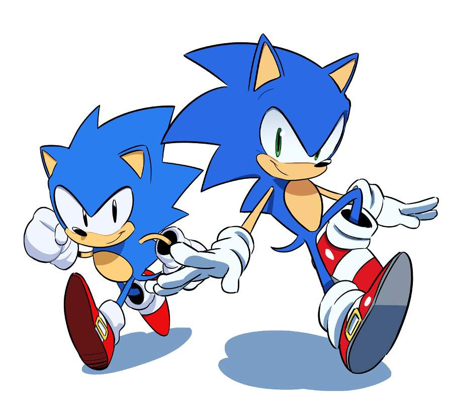 Is Classic Sonic Overused Sonic The Hedgehog Amino