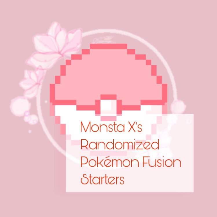 I put the members' names into a Pokémon fusion random