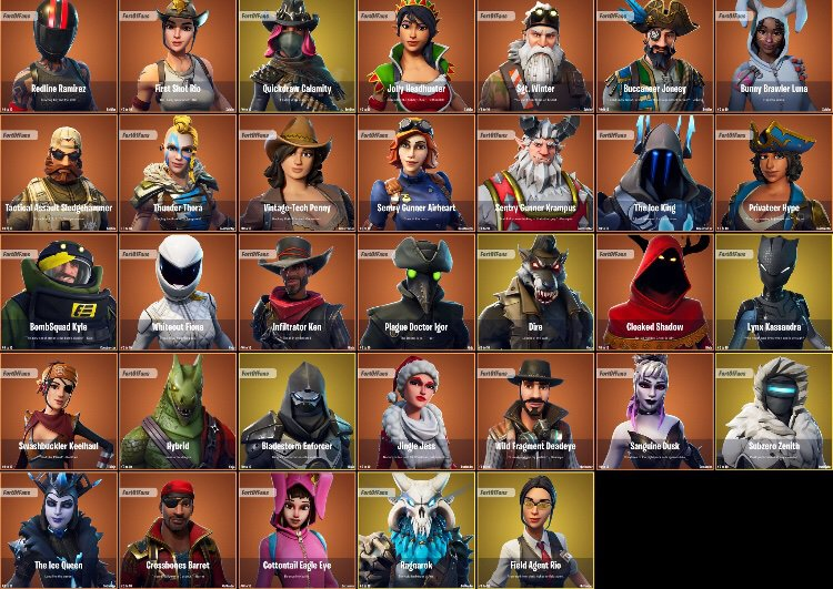 Fortnite Save The World Items Upcoming Save The World All Leaked Items On This Years Birthday Llamas Fortnite Battle Royale Armory Amino