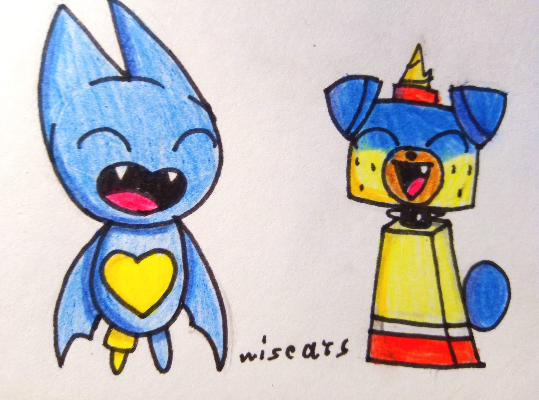 Puppycorn And Adorabat Unikitty Amino Adorabat is the youngest of the trio, being the only one to actually be a child. amino apps