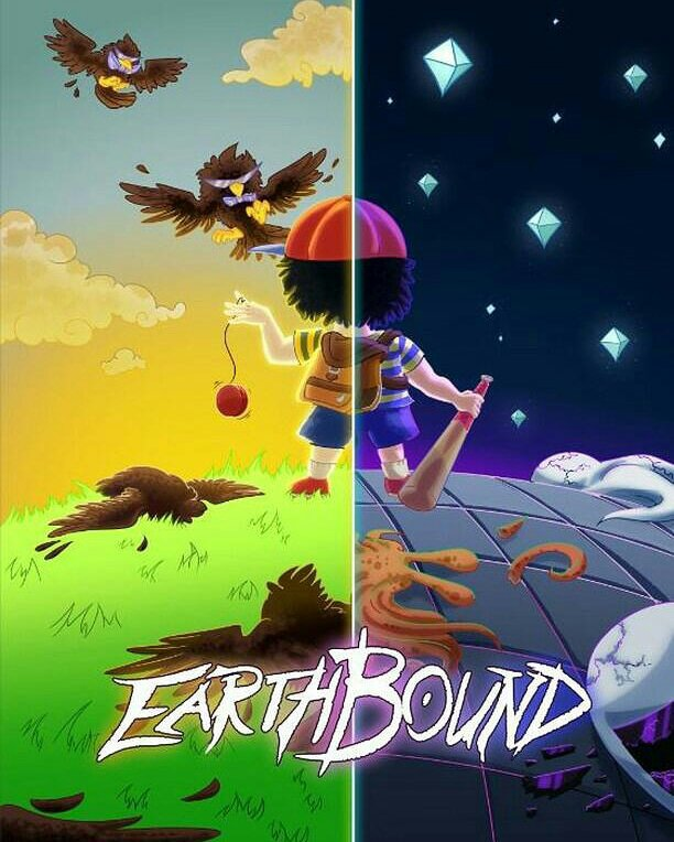 A Journey Through Time (MOTHER 30th Anniversary Entry) | EarthBound