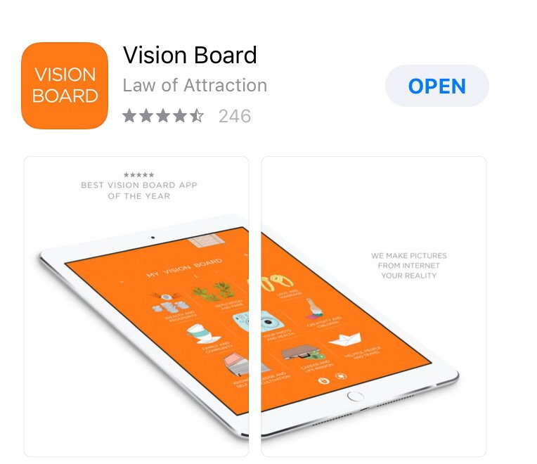 Reviewing Vision Board Apps | Subliminal Users Amino