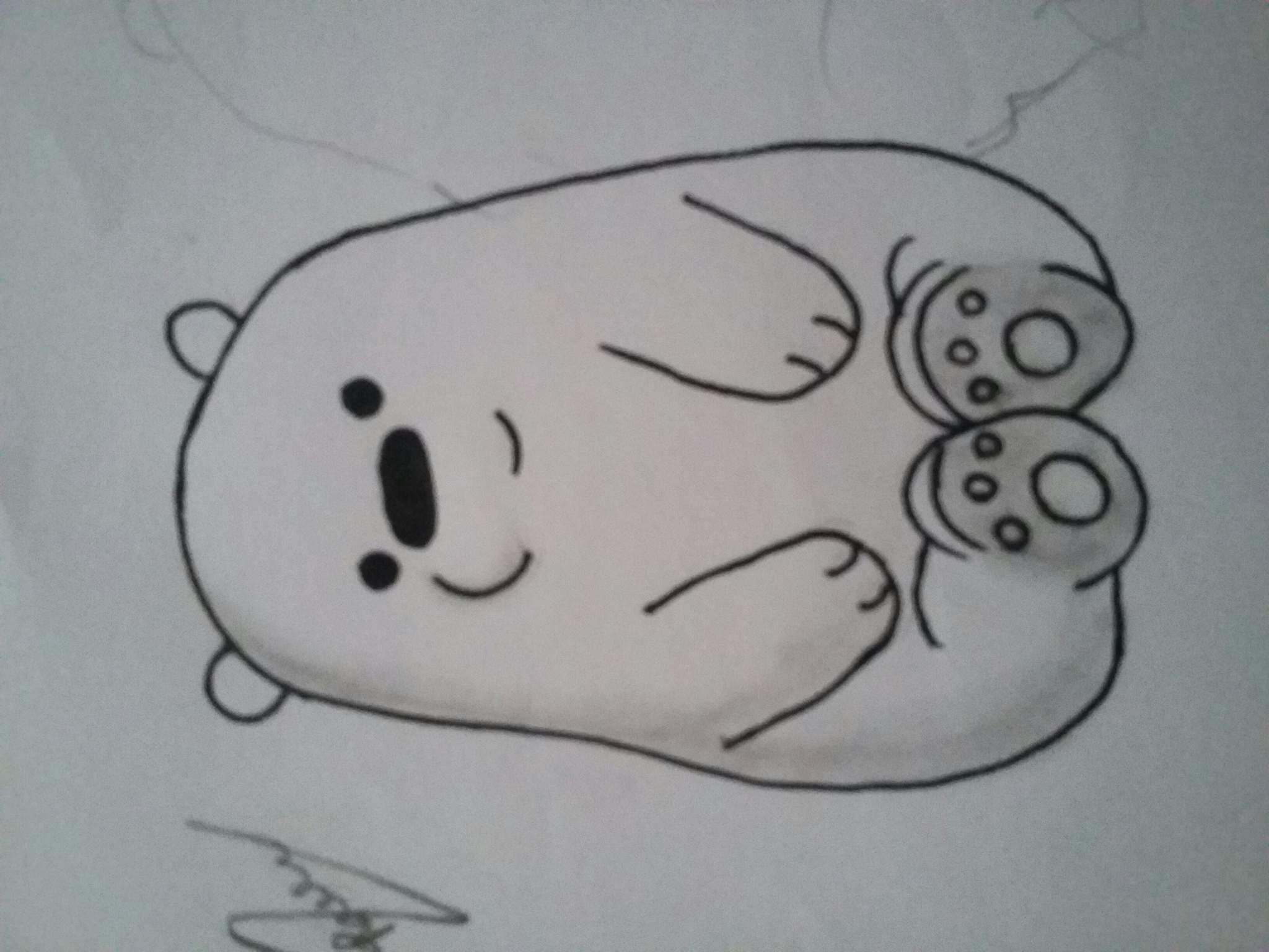 خطوات رسم الدببة الثلاثة Arab Art تعلم الرسم Amino