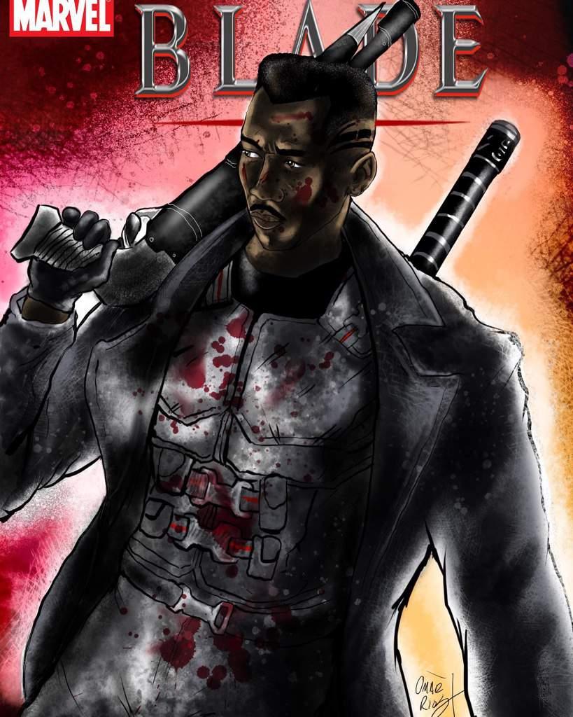 Blade Mcu