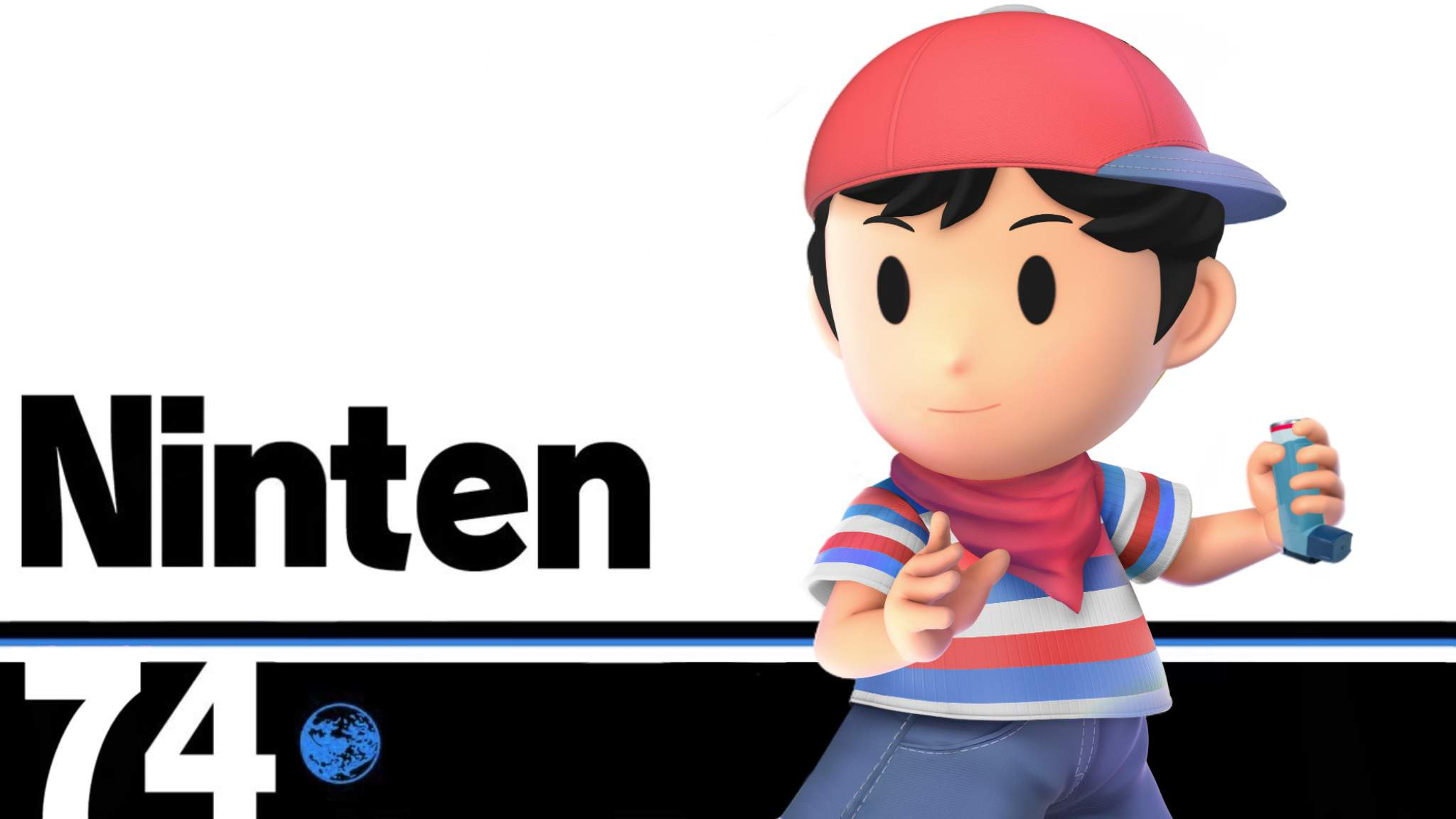 MOTHER 30th Anniversary Moveset Concept - Ninten Joins