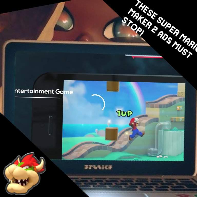 These SMM2 Mobile Ads Must Stop! [IMO] (Super Mario 2's