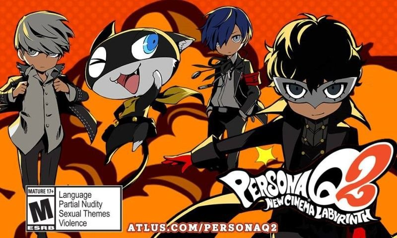 Persona Q2: New Cinema Labyrinth Review | Sonic the Hedgehog! Amino