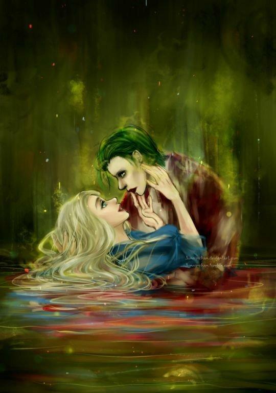 Wallpapers De Joker Y Harley Quinn Gotham Amino Amino
