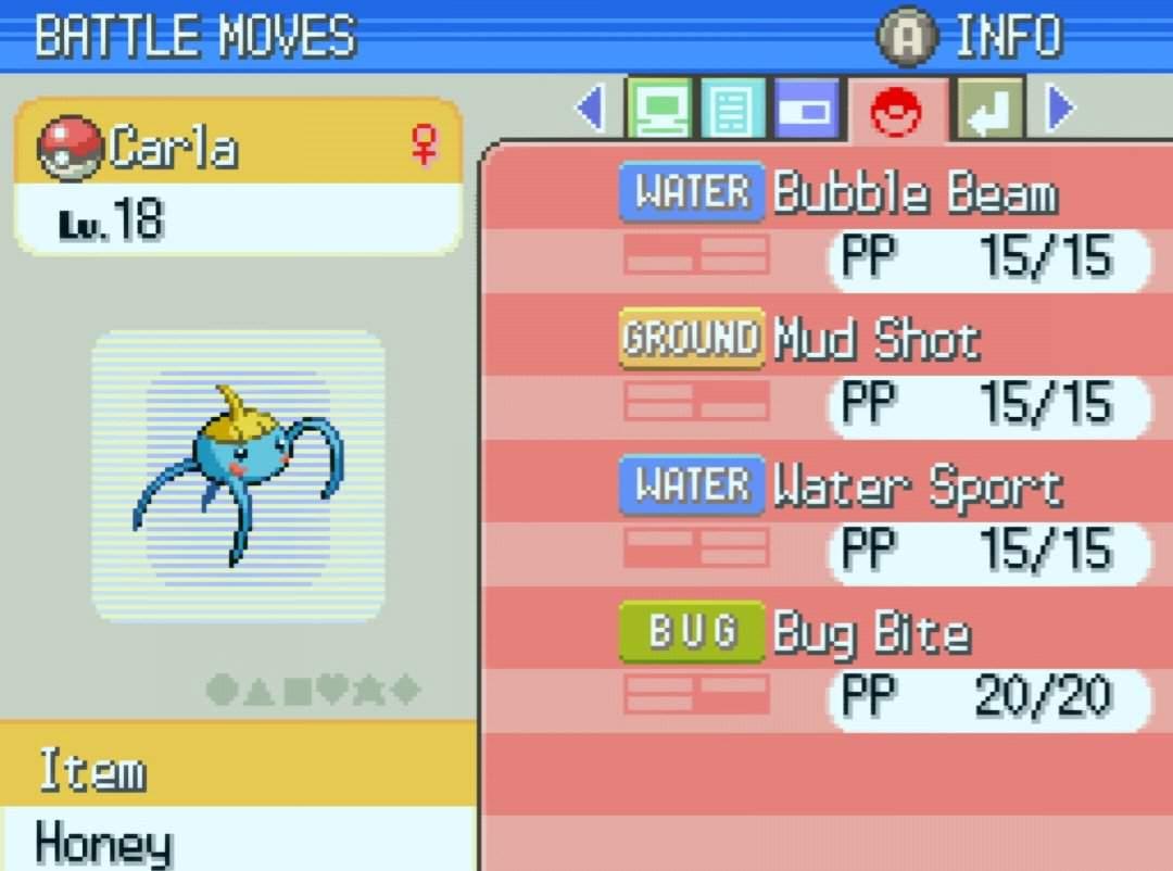 Pokemon Renegade Platinum Bug Catcher Edition Part 1 Pokemon Amino En este hack, se incluye el tipo hada. amino apps