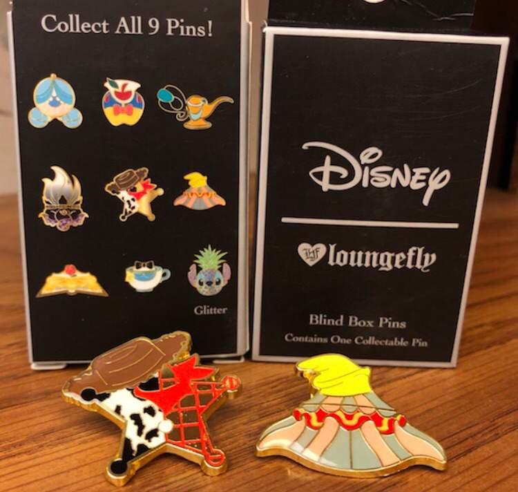 Loungefly Pins   Disney Amino