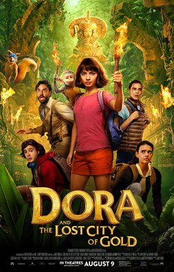 Dora And The Lost City of Gold SPOILERS