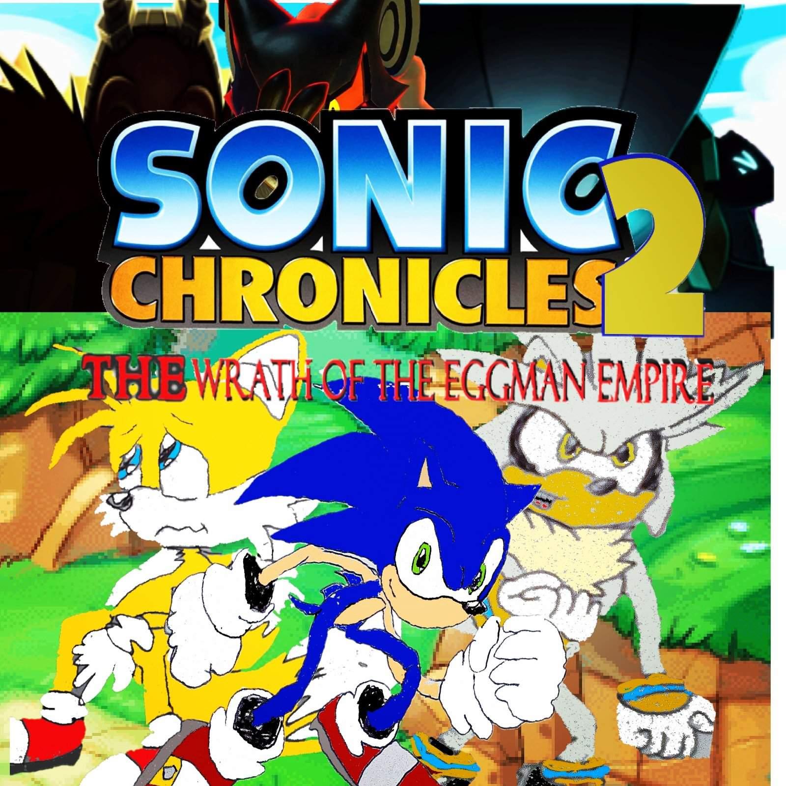 Sonic Chronicles 2 Wrath Of The Eggman Empire Sonic The Hedgehog Amino