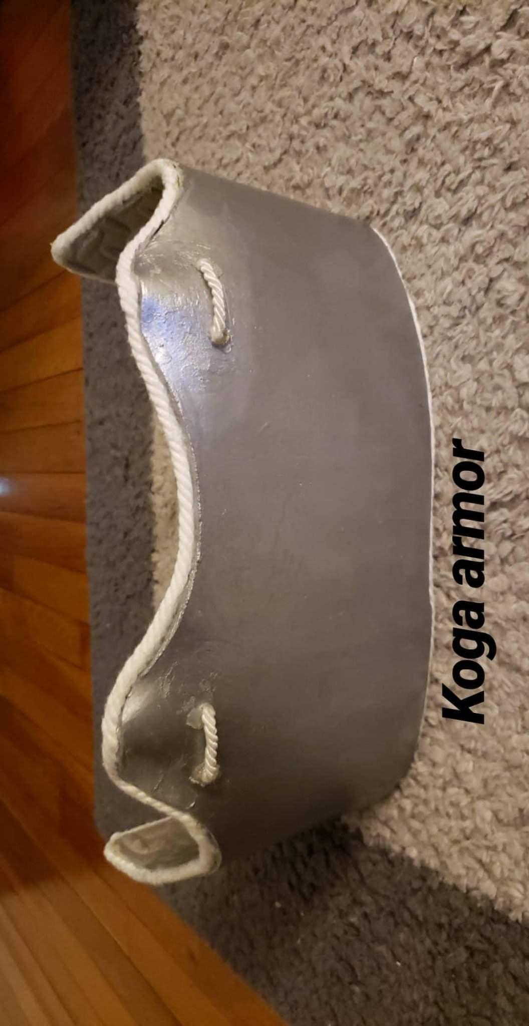 Basic Cosplay Breastplate Armor Tutorial Koga Octoling Example