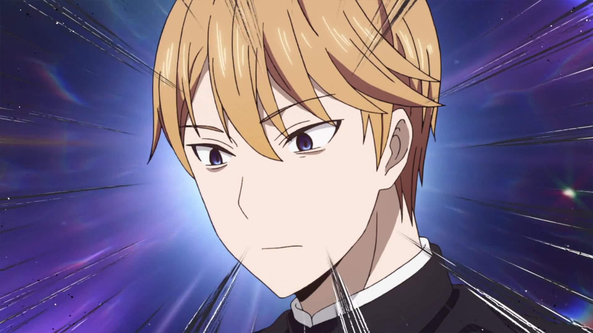 Miyuki Shirogane 白銀 御行 Anime Amino