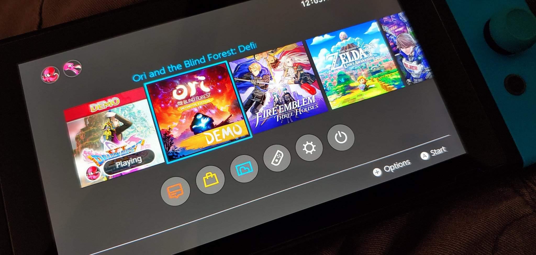 Ori Demo Out Now Nintendo Switch Amino