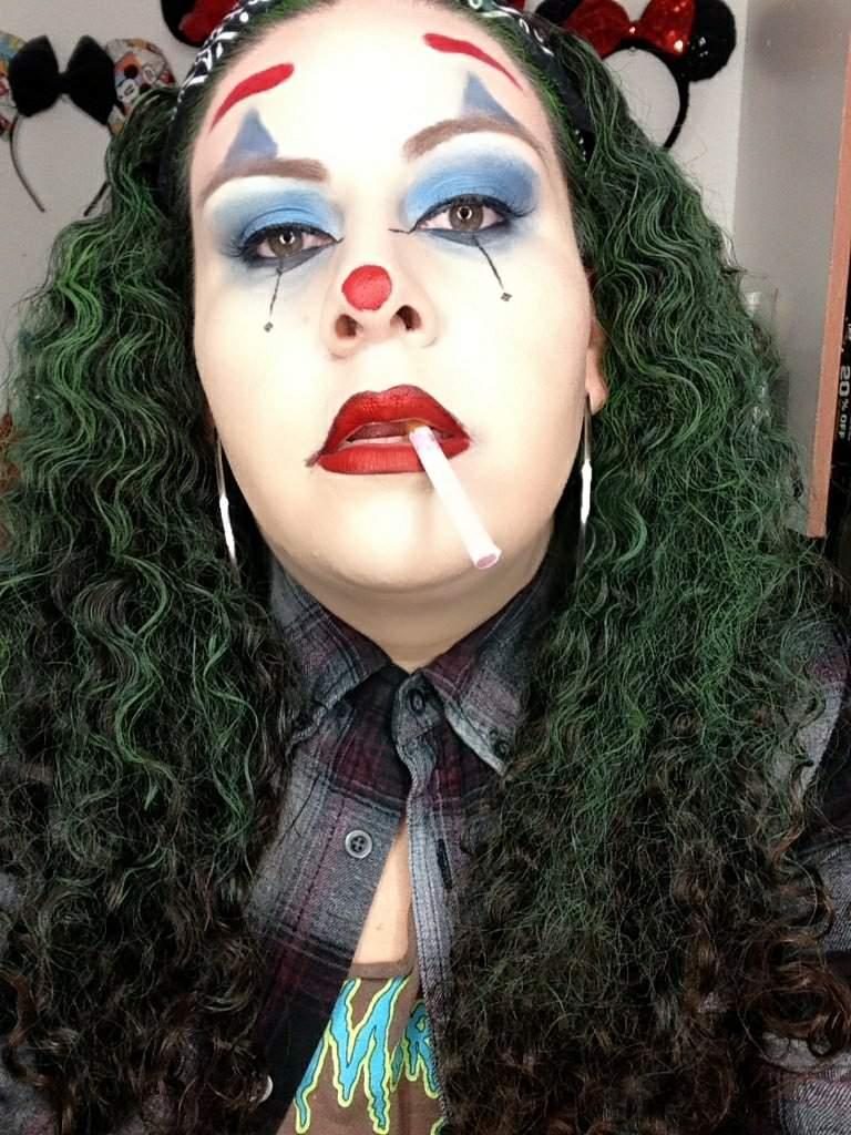 Chola Clown Makeup Easy - Mugeek Vidalondon