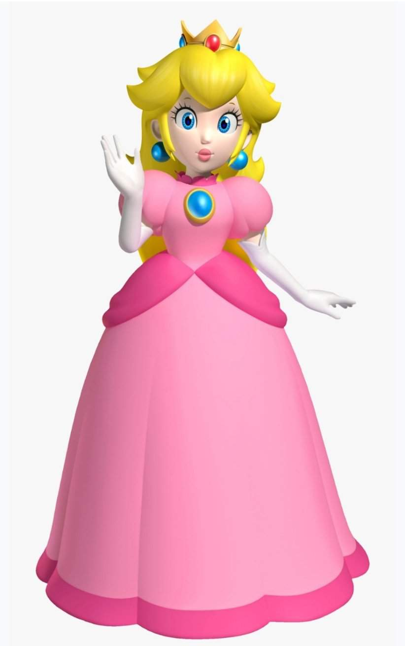 If Peach Was A Pokemon She Would Be A Jynx Mario Amino