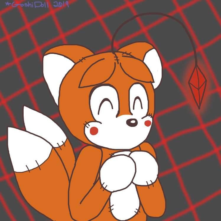 Tails Doll Fanart Sonic The Hedgehog Amino