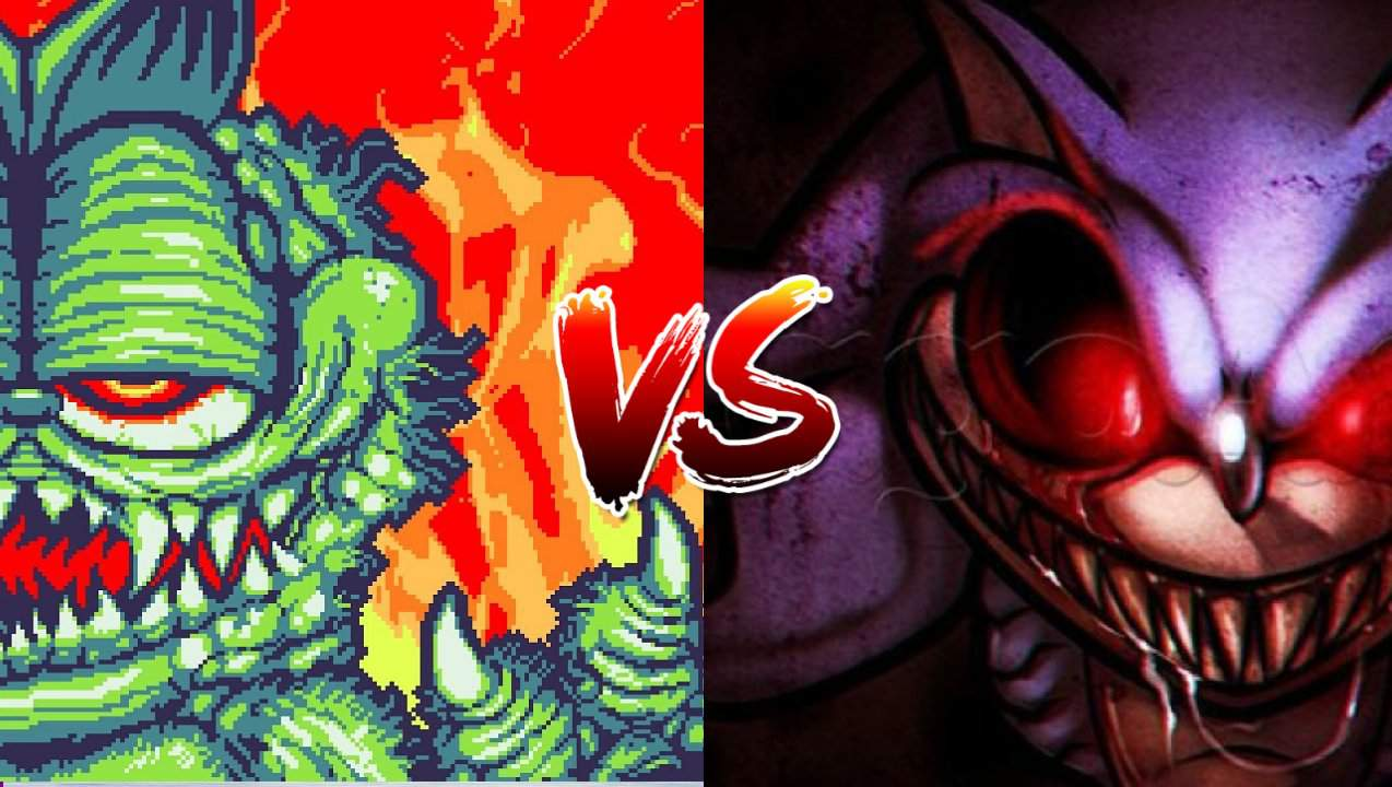 Halloweenbattles Creepypasta Garfield Vs Sonic Exe Creepypasta Vs Creepypasta Battle Arena Amino Amino