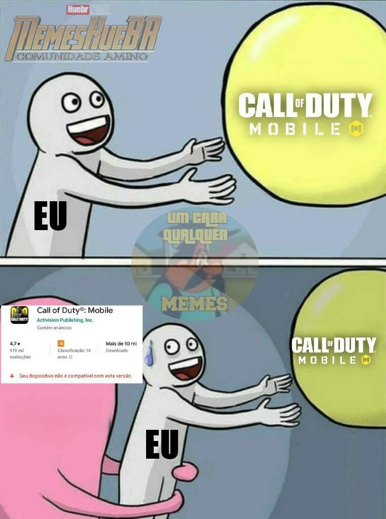 Memes Do Call Of Duty Mobile Atrasados Memes Hu3 Br Amino