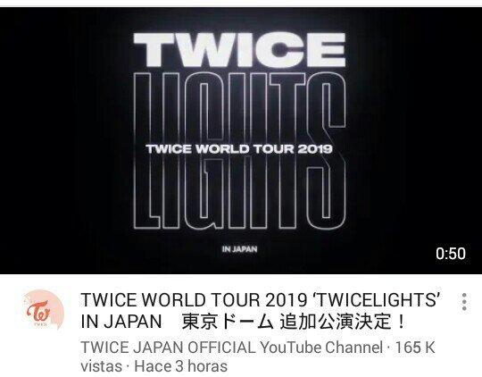 Twice World Tour 2019 Twicelights In Japan Twice Amino Amino