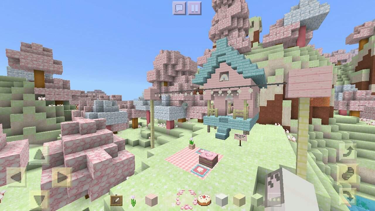 Girly Tiny House Minecraft Amino