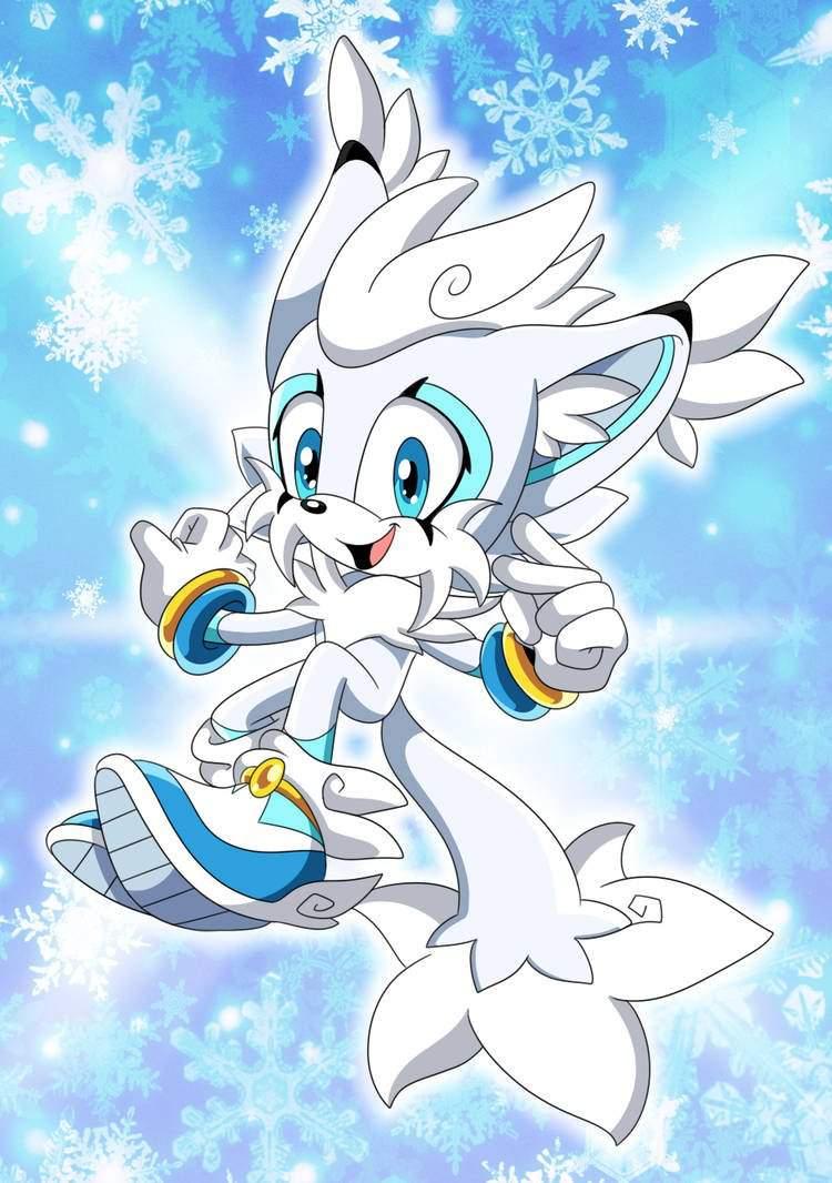 Frosty the Flight Fox | Wiki | Sonic the Hedgehog! Amino