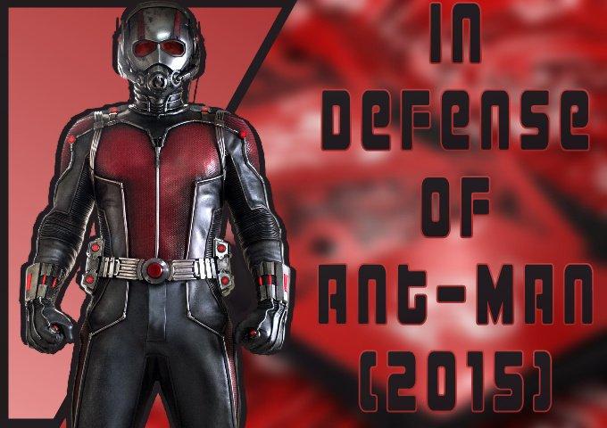 In Defense Of Ant Man 2015 Marvel Amino