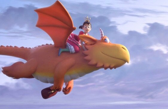 Bbc One Christmas 2020 BBC One orders Zog And The Flying Dragon for Christmas 2020