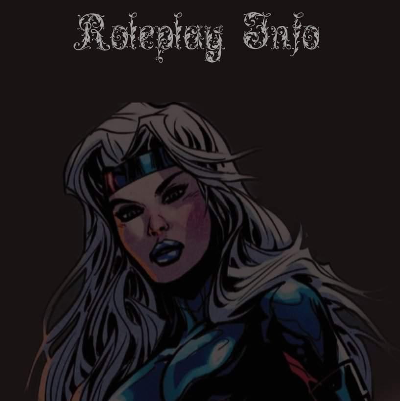 Roleplay Information Wiki Marvel Amino