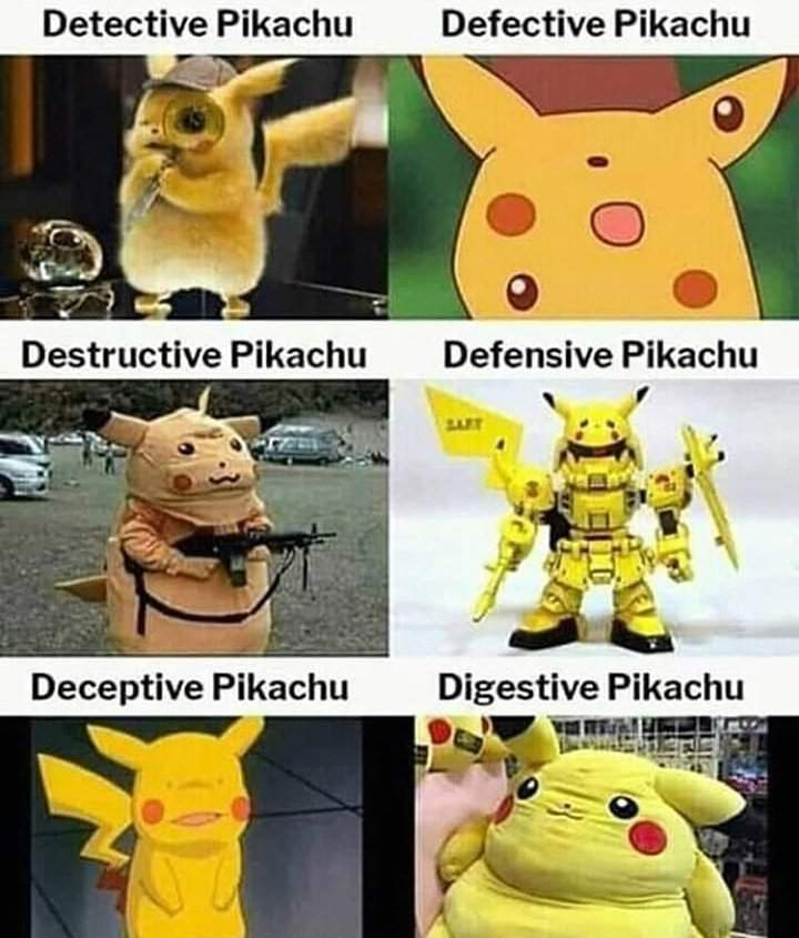 Surprise Pikachu Face Dank Memes Amino