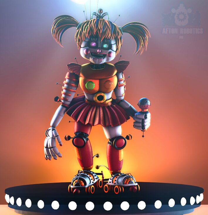 (SFM) Showtime Baby (reupload Again)